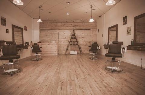 Limerick barbers floor